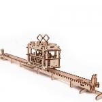 фото 9547  Механический 3D пазл Трамвайчик цена, отзывы