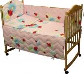 фото 9318  Комплект в детскую кровать Принцесса цена, отзывы