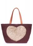 фото 7364  Текстильная сумка Love цена, отзывы