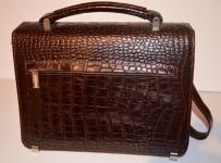 фото 1276  Оригинальная мужская сумка из натуральной кожи цена, отзывы