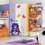 фото 5858  Наклейка Детская Bear цена, отзывы