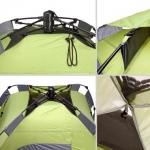 фото 7207  Туристическая двухместная палатка для ленивых цена, отзывы