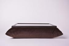 фото 10154  Поднос на подушке Мопс цена, отзывы