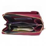 фото 26156  Кошелёк женский, мини-сумочка на плечо Baellerry 3 в 1  (бордовый) цена, отзывы