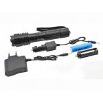 фото 25447  Тактический фонарик электрошокер Police BL-1103 Черный цена, отзывы