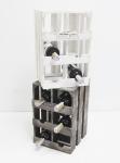 фото 7082  Подставка для вина ящик на 6 бутылок модульный вертикальный цена, отзывы