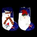 фото 3050  Рождественский носок СУПЕР цена, отзывы