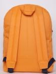 фото 8092  Рюкзак GiN Bronx оранжевый с карманом неви цена, отзывы