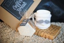 фото 7865  Подарочный набор  Кофейный Chalkboard цена, отзывы