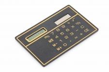 фото 8149  Калькулятор-визитка цена, отзывы