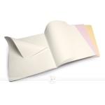 фото 6084  3 блокнота Moleskine Cahier больших пастельных цена, отзывы