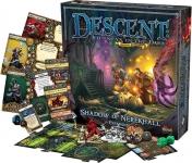 фото 5389  Настольная игра Descent: Странствие во тьме - Тень Нерекхолла цена, отзывы