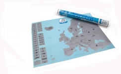 фото 22999  Скретч карта Европы  цена, отзывы
