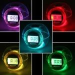фото 23838  Будильник с led подсветкой Звуки природы цена, отзывы