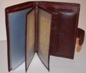 фото 1291  Кожаное портмоне Tailian m008 цена, отзывы