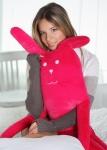 купить Розовый Заяц L Craftholic цена, отзывы