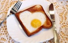 фото 4621  Форма для жарки яиц Сердце цена, отзывы