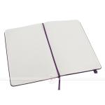 фото 6375  Блокнот Moleskine Classic средний нелинованные Фиолетовый цена, отзывы