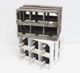 фото 7083  Подставка для вина ящик на 6 бутылок модульный горизонтальный цена, отзывы