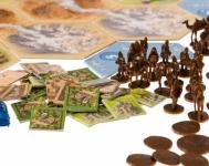 фото 5868  Настольная игра Колонизаторы Купцы и Варвары Расширение для 5-6 игроков цена, отзывы