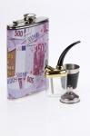 фото 6804  Фляга - подарочный набор денежная цена, отзывы