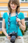 фото 6205  Дизайнерский ремень для фотоаппарата аватар цена, отзывы