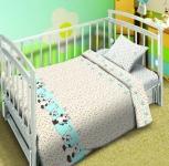 фото 9129  Комплект постельного белья детский Мой ангел Котята-мышата цена, отзывы