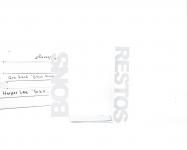 фото 9925  Держатель для книг Bons Restos цена, отзывы