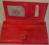 фото 1598  Портмоне женское s019 кожа лакированая цена, отзывы
