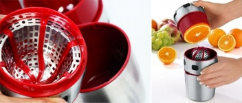 фото 2099  Ручная соковыжималка Pro V Juicer+ шейкер и набор для украшения блюд цена, отзывы