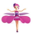 фото 3333  Летающая кукла - фея Spin Master Flying Fairy цена, отзывы