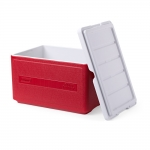 фото 7518  Термобокс COOLER 48 CAN STACKER - RED цена, отзывы