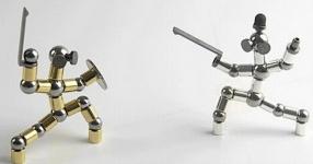 фото 6993  Магнитная ручка Polar серебро цена, отзывы