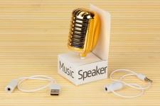 фото 7156  Золотой микрофон - спикер цена, отзывы