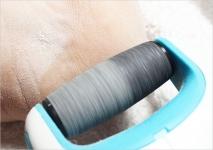 фото 25466  Электрическая роликовая пилка Scholls цена, отзывы