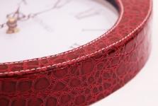 фото 736  Настенные часы Eclipse  бордо цена, отзывы