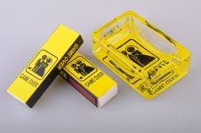 фото 9721  Набор Game Over пепельница и коробок для спичек 2 шт. цена, отзывы