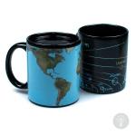 фото 26522  Чашка хамелеон solar system (карта) цена, отзывы