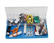 фото 3765  Набор для шитья, 100 предметов в пластиковой коробке цена, отзывы