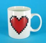 фото 2179  Чашка-хамелеон Like сердце цена, отзывы