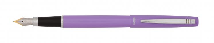 фото 10342  Набор ручек в подарочном футляре Селена фиолетовый цена, отзывы