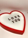 фото 25977  Ночник светильник Сердце Light up message board с посланием цена, отзывы