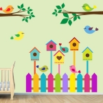 фото 5866  Наклейка Детская Nesting Box цена, отзывы