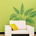 фото 5739  Виниловая Наклейка Palm Leaves цена, отзывы