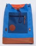 фото 7996  Рюкзак GIN мексиканец голубой с карманом неви цена, отзывы