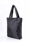 фото 4071  Болоньевая сумка на синтепоне черная Black цена, отзывы