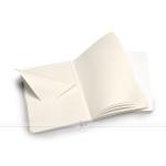 фото 6016  2 блокнота Moleskine Volant маленьких белых цена, отзывы