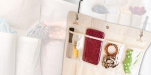 фото 3795  Органайзер с карманами для ванной комнаты цена, отзывы