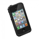 фото 1216  Абсолютно водонепроницаемый чехол LifeProof iPhone Case для iPhone 4, 4S Black цена, отзывы