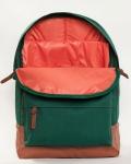 фото 8057  Рюкзак GiN Bronx зеленый рай цена, отзывы